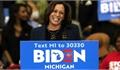 Ứng cử viên Tổng thống Joe Biden chọn bà Kamala Harris làm đối tác tranh cử