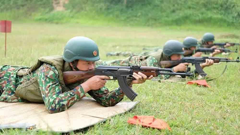 Vietnam armed forces prepare for International Army Games