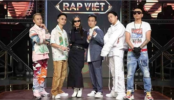 Rap makes its way to national TV