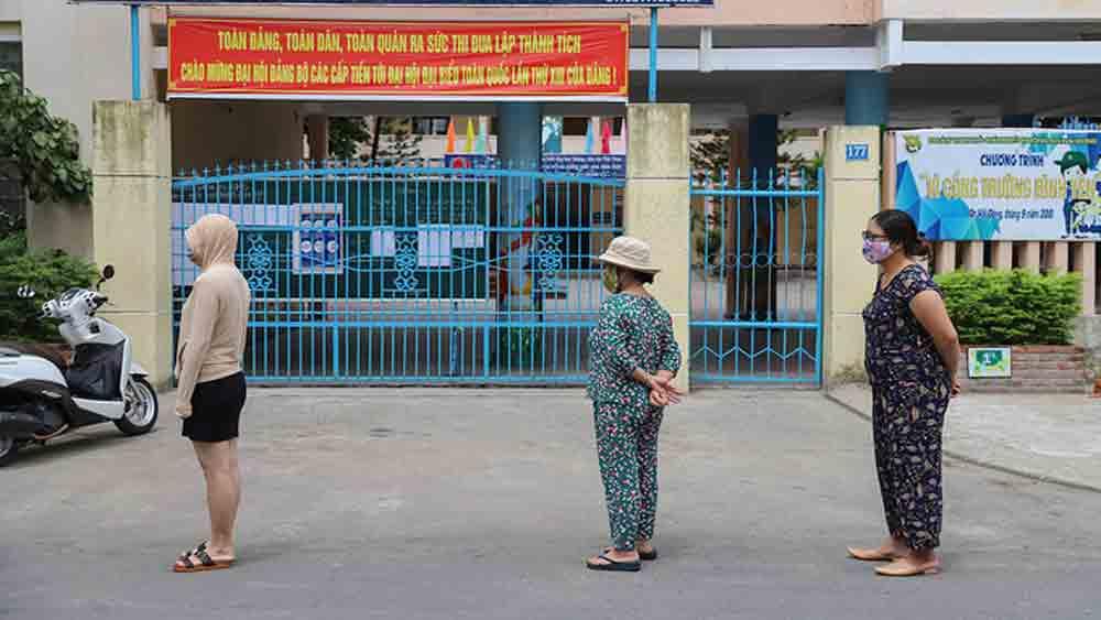 Da Nang city, social distancing rules, Covid-19 hotspot, wearing masks,  Covid-19 Prevention, Covid-19 transmission