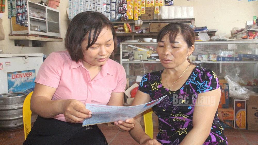 Phát triển bảo hiểm xã hội tự nguyện: Đi từng nhà, rà từng đối tượng