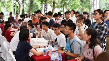 Trường Đại học Bách khoa Hà Nội mở kỳ thi kiểm tra tư duy cho hơn 5.600 thí sinh