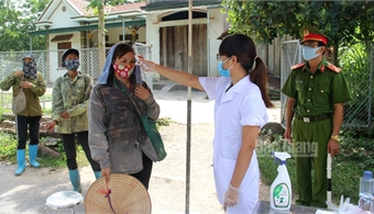 74 F1 cases of Covid-19 patients in Bac Giang province tested negative to novel coronavirus twice