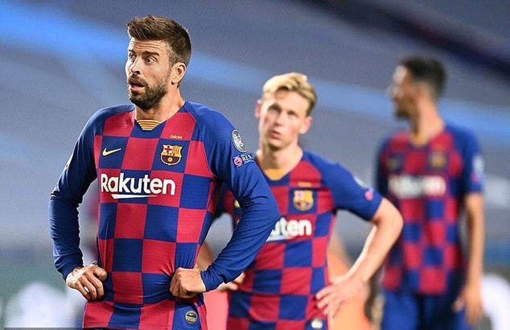 Barcelona,Bayern Munich,Champions League,Messi,tứ kết Champions League