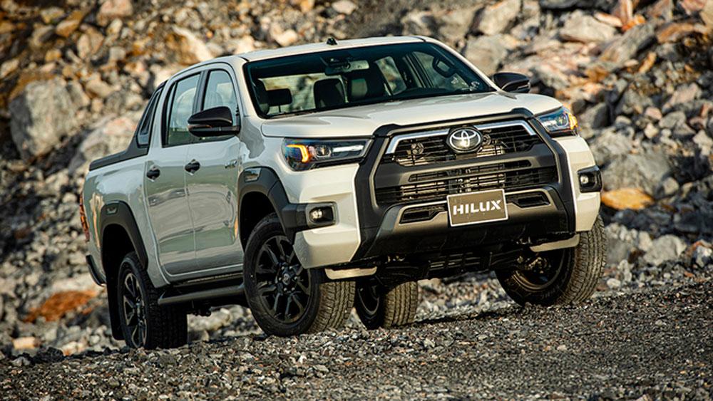 Toyota Hilux 2020, ra mắt, giá cao nhất, thị trường ô tô, nhập khẩu Thái Lan