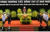 Lễ truy điệu và an táng nguyên Tổng Bí thư Lê Khả Phiêu