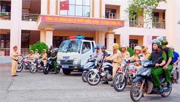 Công an huyện Lạng Giang: Xứng danh đơn vị Anh hùng