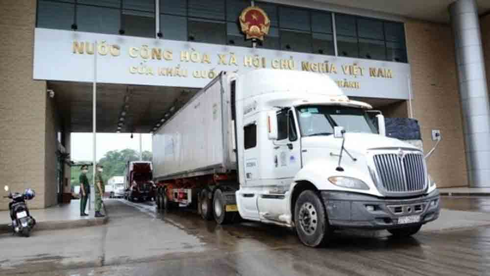 Priority given to dragon fruit exports through Lao Cai border gate