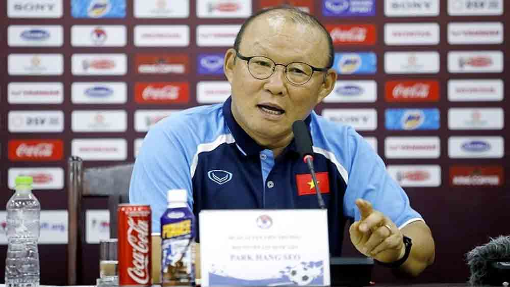 Vietnam will strive to advance in World Cup qualifiers, says Park Hang-seo
