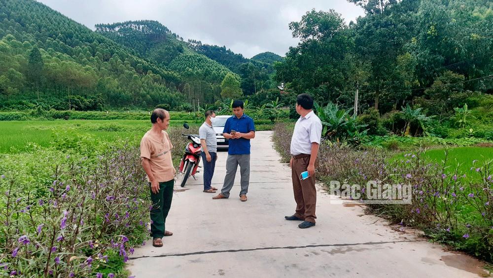 huyện Yên Thế, Bắc Giang, Chương trình 135, lực đẩy