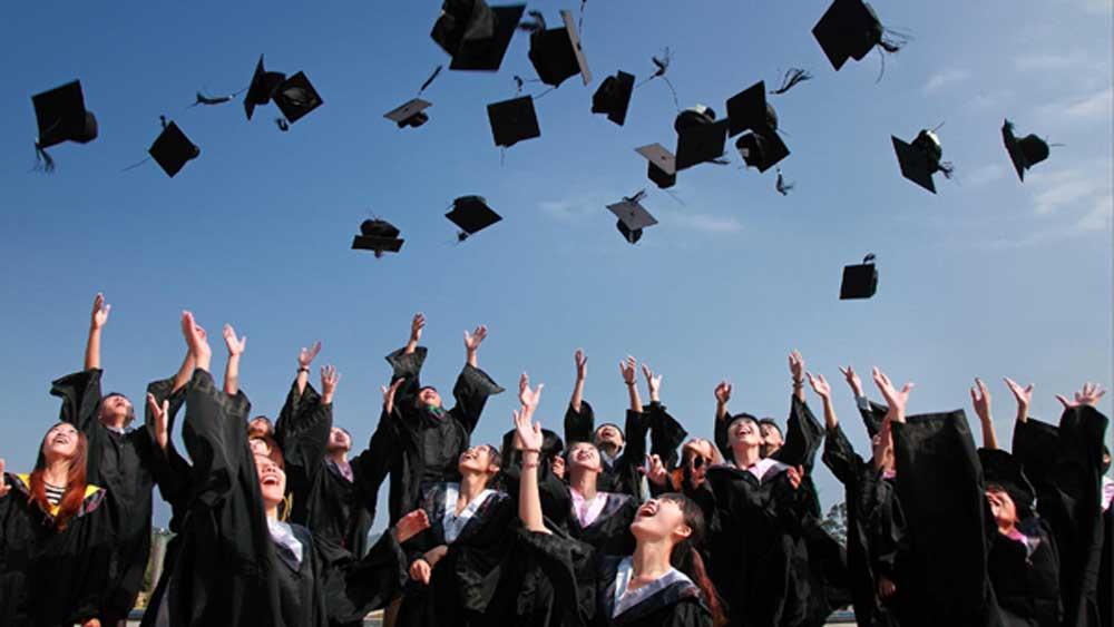 Hàng nghìn thí sinh đã trúng tuyển đại học top đầu