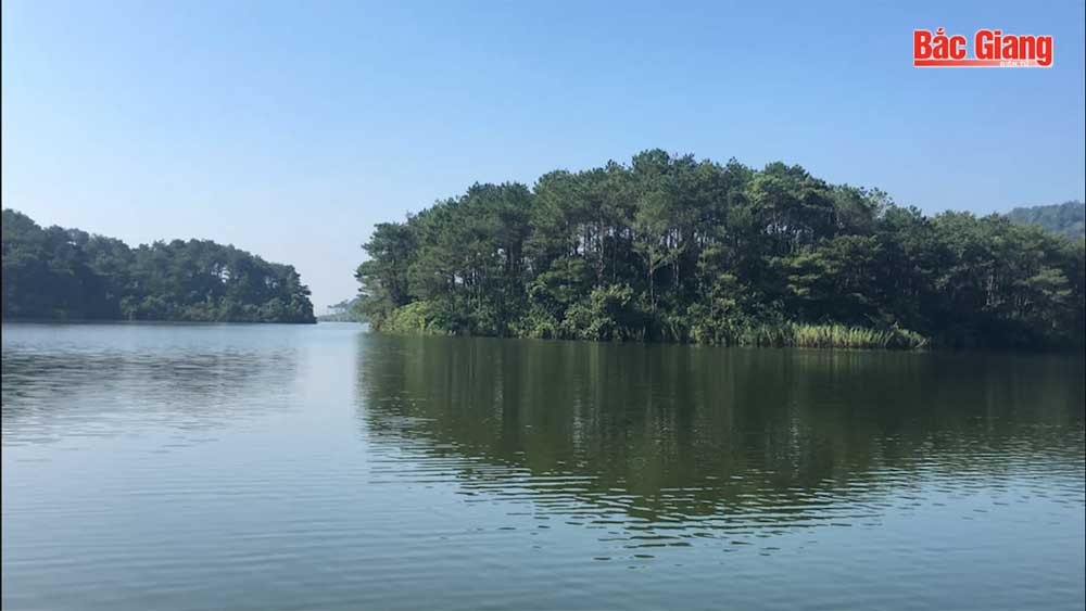 """Bắc Giang phát triển du lịch """"xanh"""""""