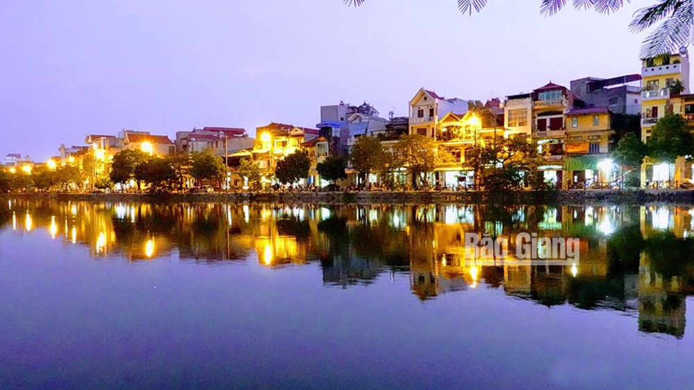 Beauty of Bac Giang city on the lens of Hoang Tuan