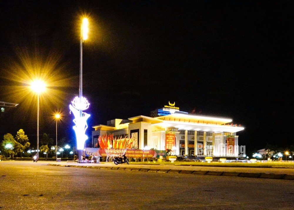 Beauty of Bac Giang city, lens of Hoang Tuan, Bac Giang province, passion for photograph, beautiful and peaceful Bac Giang