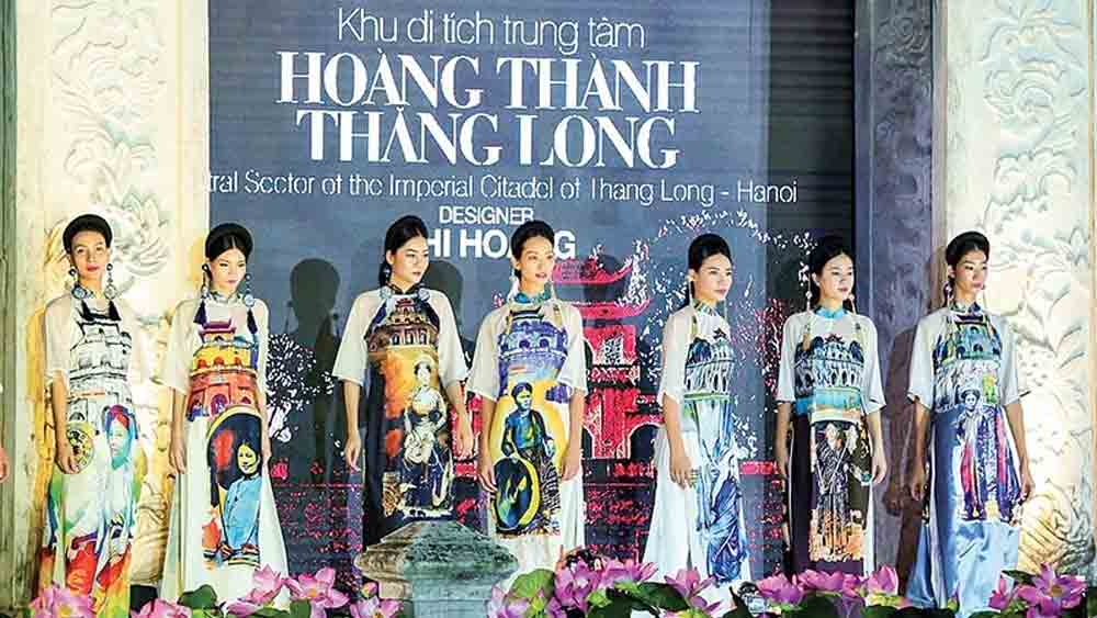 Long story, Ao Dai, traditional costume, Vietnam's cultural heritage, positive moves, kind of dress, elegant beauty, Vietnamese culture