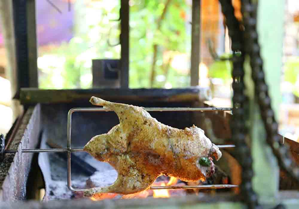 The natural taste, Thai people, eco-friendly retreat,  local food,  authentic dishes,  nature reserve, tourism services, signature local dishes