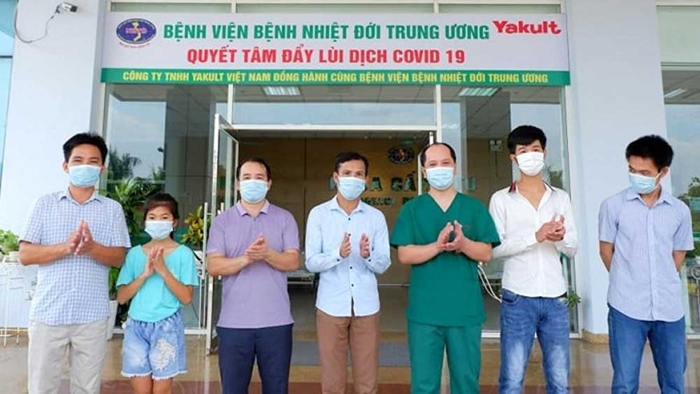 More Covid-19 patients recover, 10-year-old girl, Covid-19 pandemic, global pandemic, Da Nang hot spot, health isolation