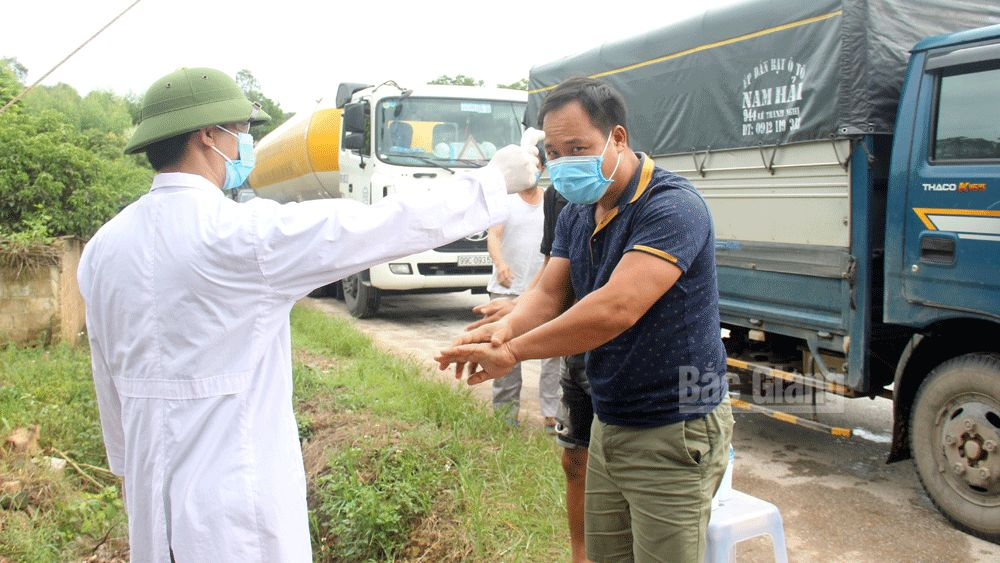 Bac Giang province, 197 cases, Hai Duong epidemic spot, test negative to novel coronavirus, Covid-19 pandemic, self monitor of health, SARS-CoV-2 virus