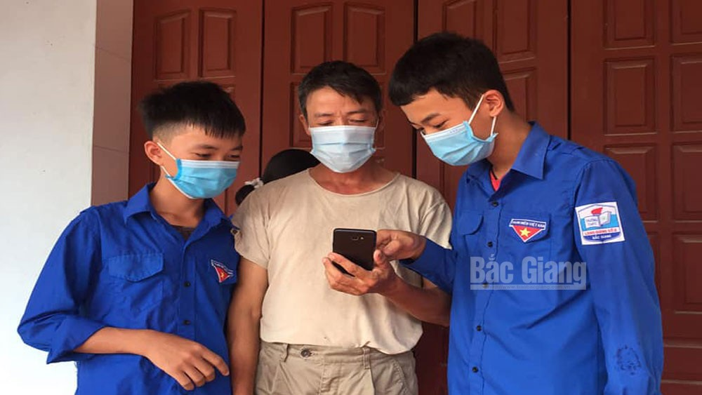 Bac Giang suspends isolation to F2 and F3 cases relating to Covid-19 patient 338