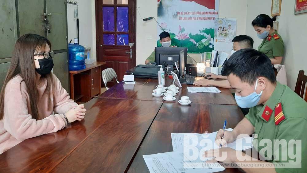 Công an tỉnh Bắc Giang ngăn chặn hiệu quả thông tin xấu độc