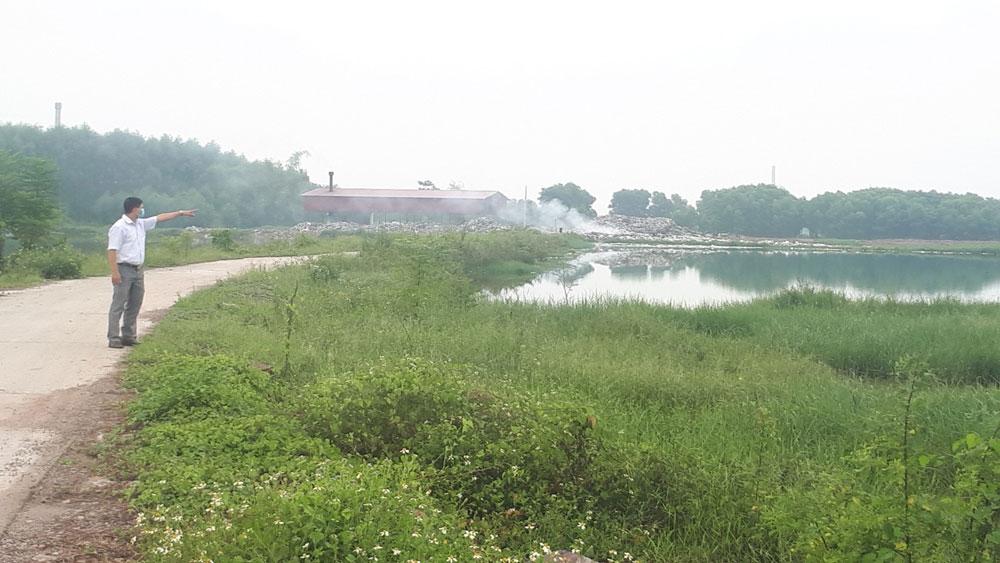 Thị trấn Nham Biền (Yên Dũng): Cần xem xét, bảo đảm quyền lợi khi thu hồi đất của bà Nguyễn Thị Thuần
