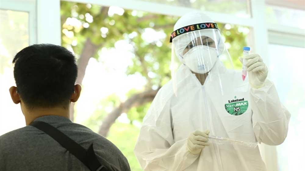 Vietnam has conducted more than 1 million tests since beginning of Covid-19 pandemic