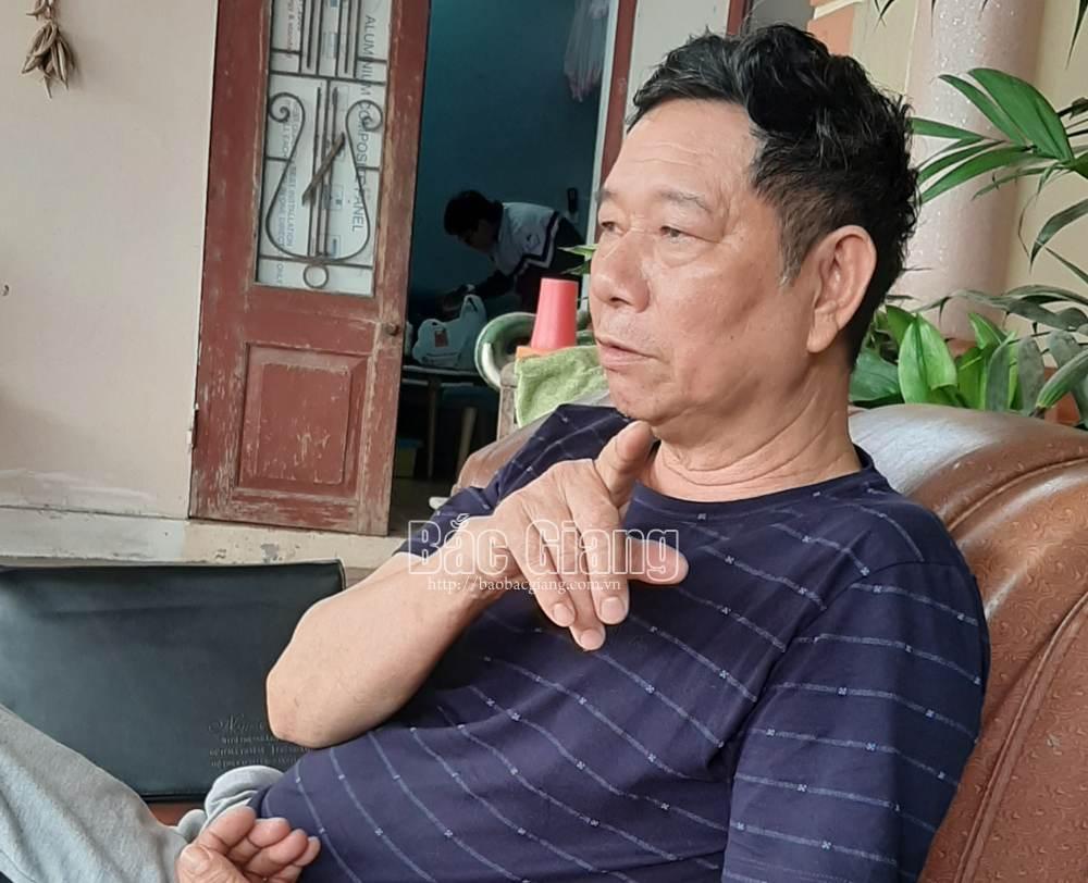 Bắc Giang: Đình chỉ 66 trường hợp hưởng sai chế độ chính sách về chất độc da cam