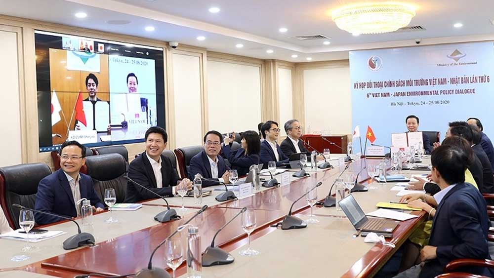 Vietnam, Japan beef up environmental cooperation