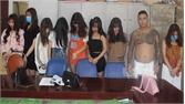 Bắc Giang: Phát hiện 8 nữ thanh niên dương tính với ma túy tại nhà nghỉ