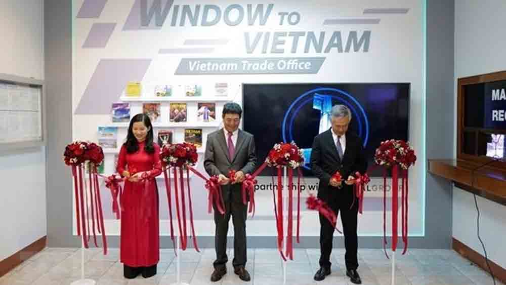 Project, Vietnam, trade and investment policies, Thailand, Window to Vietnam, forms of promotion, significant development