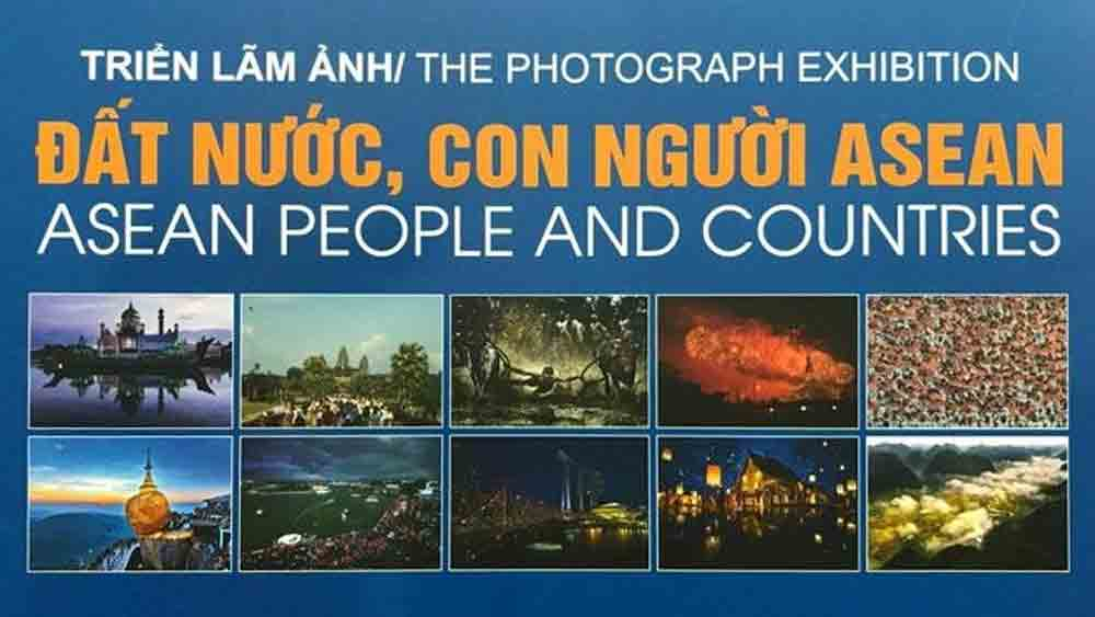Photo exhibition, land and people, ASEAN countries, 75th anniversary,  Vietnam's National Day, ASEAN Chairmanship Year 2020