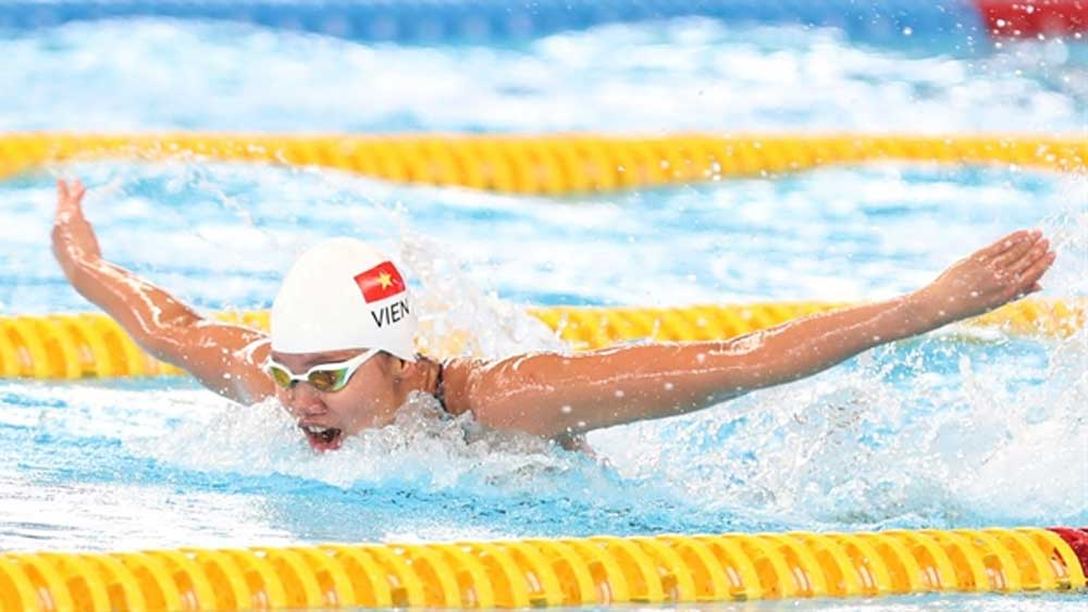 Viên to go for gold at SEA Games 31