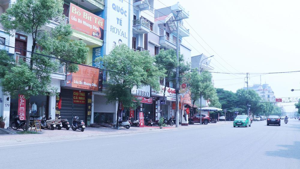 TP Bắc Giang giữ gìn trật tự, văn minh đô thị