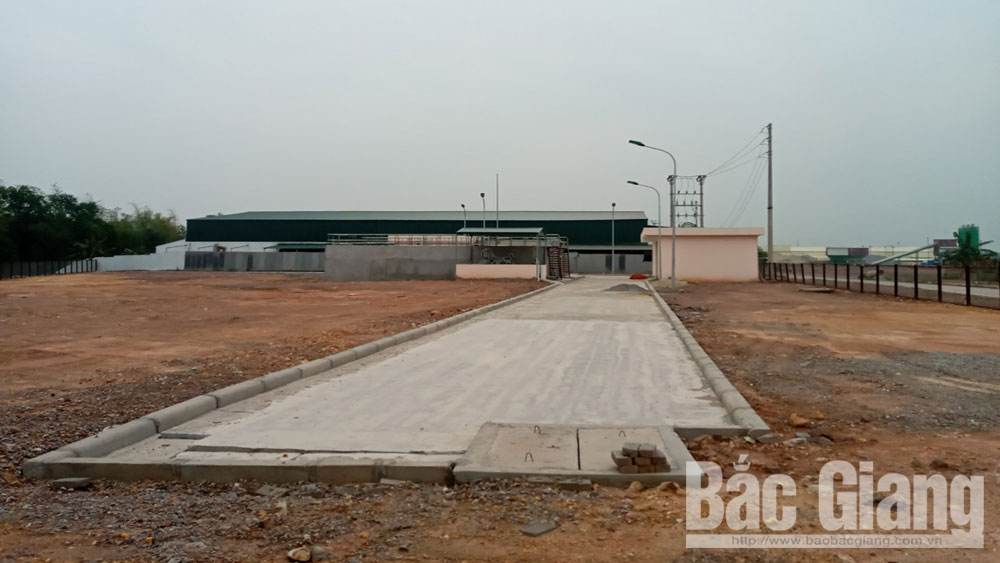 Bac Giang strives to have 74 industrial clusters by 2050