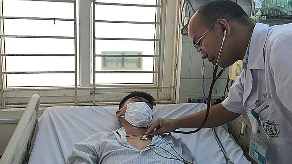Second death as Hanoi dengue season reaches peak