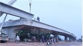 Bắc Giang: Ngày 30/9, đưa vào sử dụng cầu vượt đường tỉnh 295B