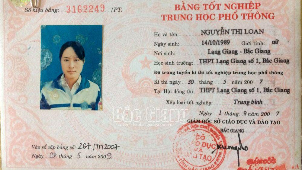 Không có việc Chủ tịch Hội Liên hiệp Phụ nữ xã Thái Đào chưa tốt nghiệp THPT