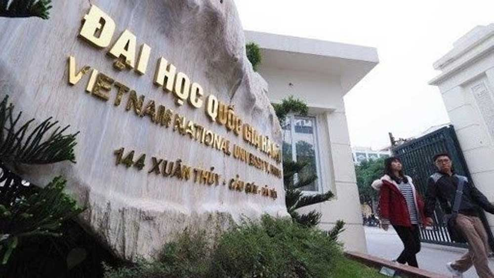 Vietnam National University, Hanoi listed among world's top 1,000