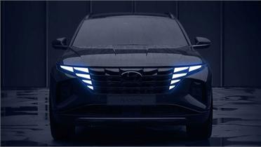 Hyundai Tucson thế hệ mới lộ diện