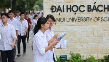 Đại học Bách khoa Hà Nội công bố điểm chuẩn dự kiến 2020: Cao nhất 29 điểm