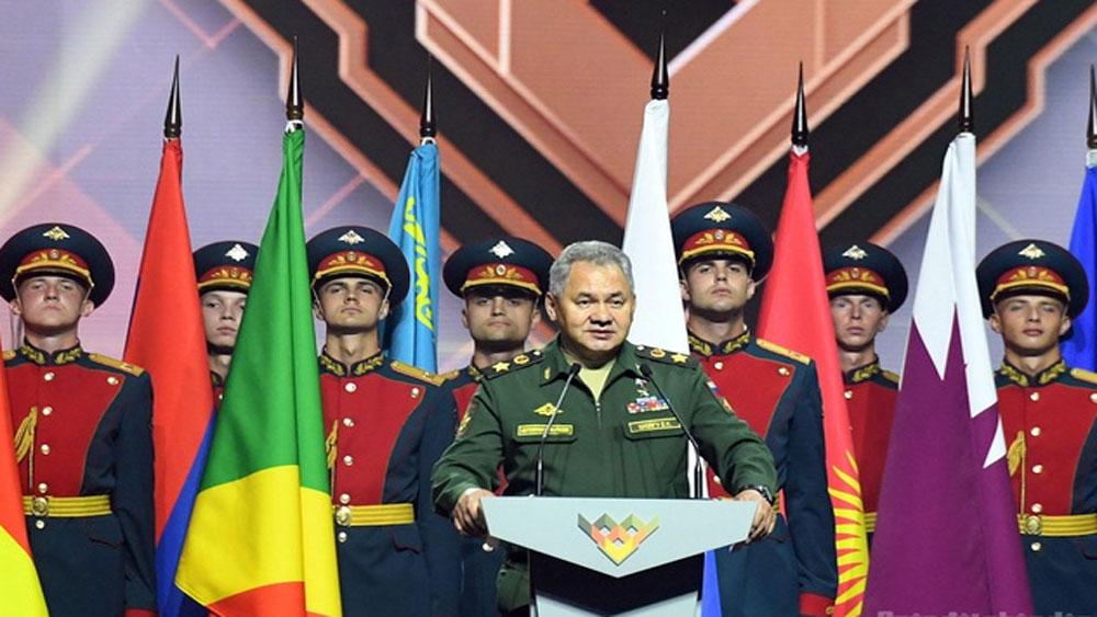 Hội thao quân sự quốc tế (Army Games) 2020 bế mạc