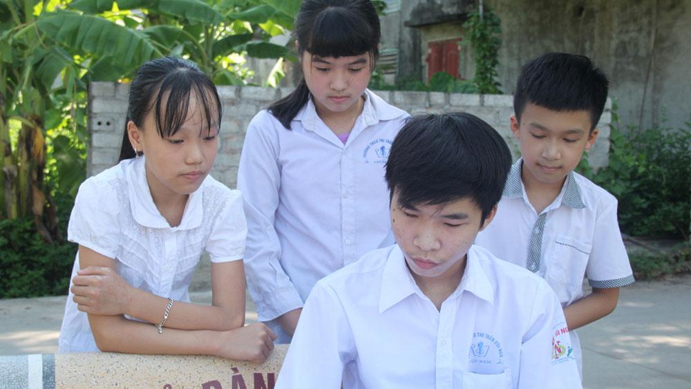 Công tác khuyến học, khuyến tài ở Lục Nam: Kịp thời biểu dương, nhân rộng điển hình