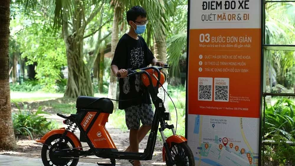 UNDP announces Green E-transportation Initiative in Vietnam