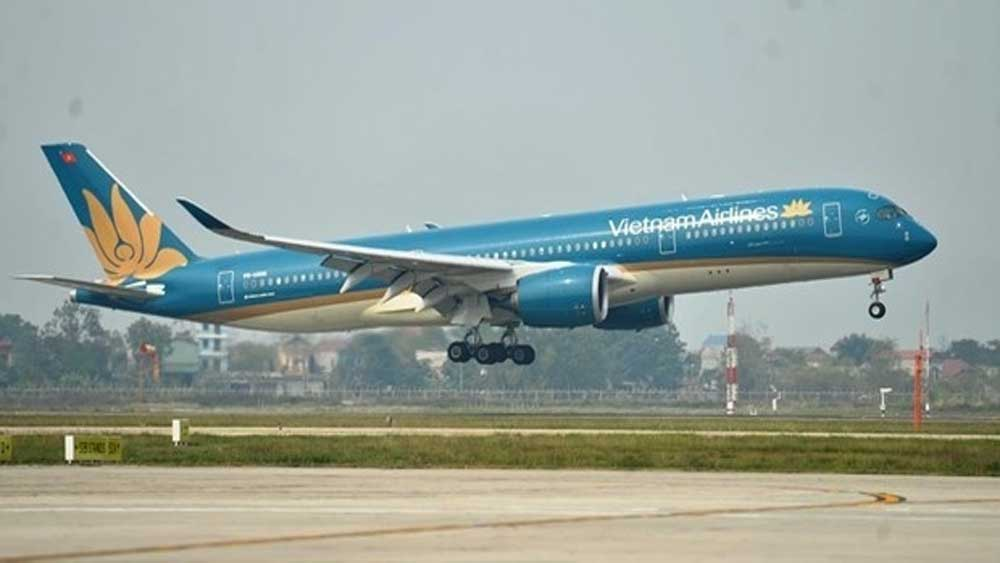 Vietnam Airlines, six domestic routes, safe destinations, daily round trip, official ticket agents, support hotline
