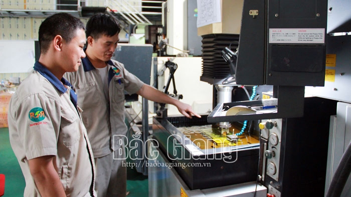 Newly established enterprises in Bac Giang province increases nearly 52 percent