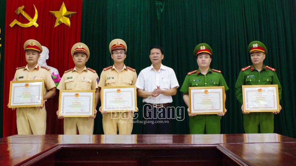 pháo nổ, Yên Thế, Giao Thông, Bắc Giang
