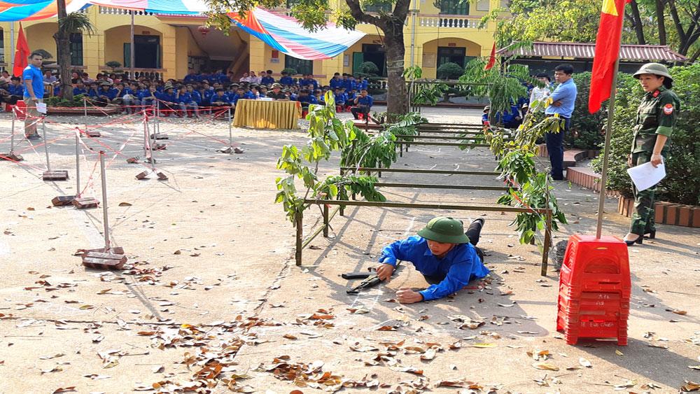 Giáo dục quốc phòng - an ninh cho học sinh: Đổi mới phương pháp, tăng thực hành