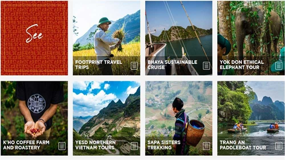 Web page launched for green travel in Việt Nam