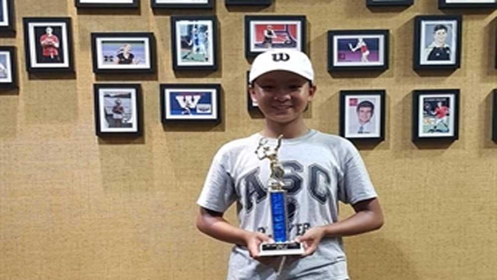 Linh wins US tennis tournament