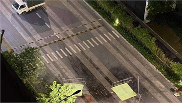 Đang điều tra vụ 2 người rơi từ tầng cao khu chung cư trên đường Kim Mã
